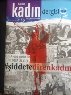 KESK KADIN DERGİSİ (25 KASIM 2013)